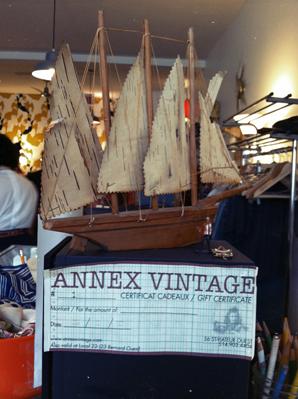 annex vintage montreal