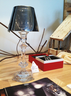 montreal baccarrat lamp