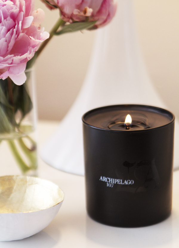 archipelago candle soy candle