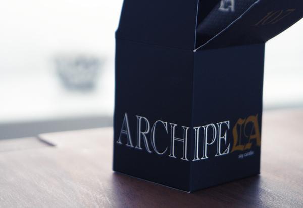 archipelago soy candle
