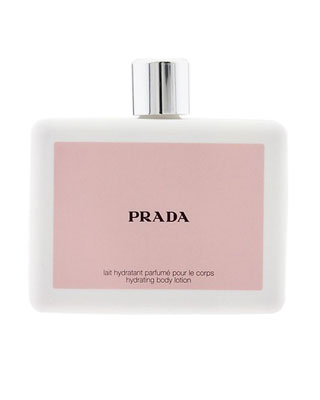 Amber Body Lotion, Prada