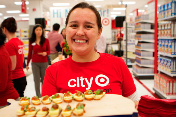 target sf pre opening ceremony